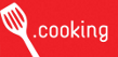 Logo of Domain .cooking