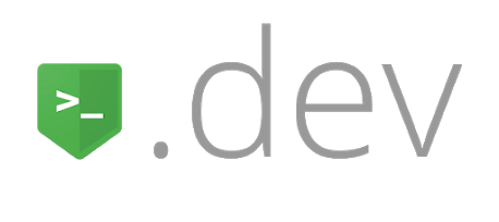Logo of Domain .dev