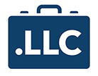 Logo of Domain .llc