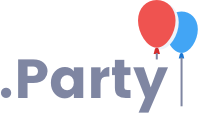 .party domain logo